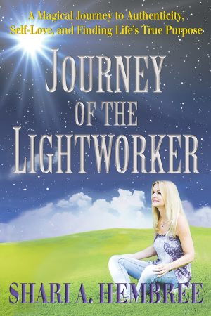 Journey of the Lightworker front cover